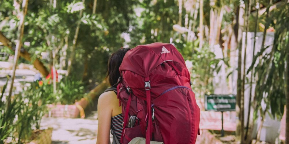 standard backpacks are not a good fit for short women